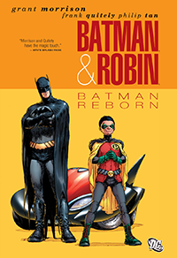 Batman and Robin - Volume 1 Book