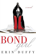 Bond Girl Novel cover