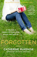 Forgotten Novel cover
