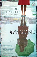 He's Gone Novel book